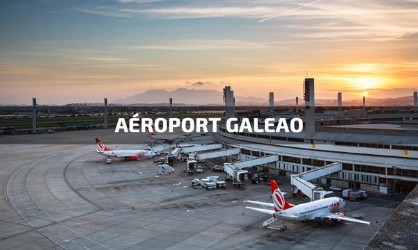 transfert aéroport galeao rio