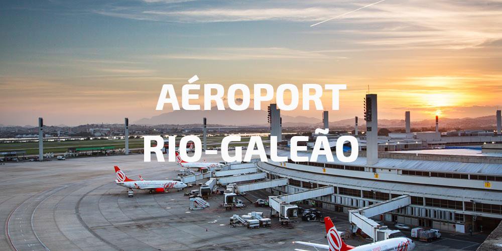transfert aeroport rio galeao
